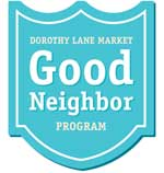Dorothy Lane Market Good Neighbor Logo