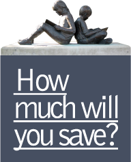 How much will you save?