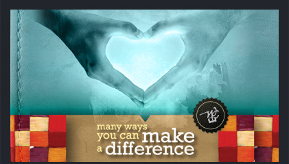 Featured: Make a Difference