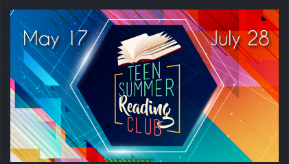 Featured: Teen Summer Reading Club