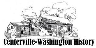 Centerville Washington History