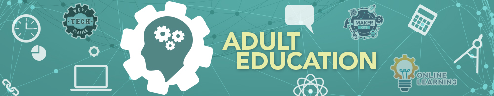 Adult Education at the Library